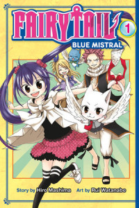 Fairy Tail Blue Minstral
