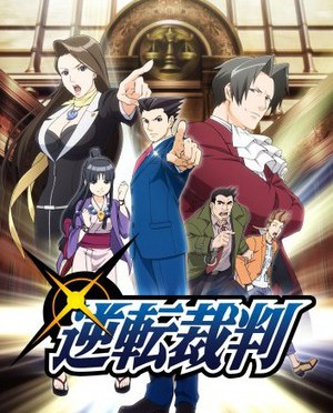 Phoenix Wright Ace Attorney Gets New Manga to Go With Anime