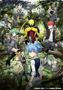 Assassination Classroom 2nd Anime