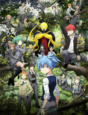 Update: Assassination Classroom Manga Ending