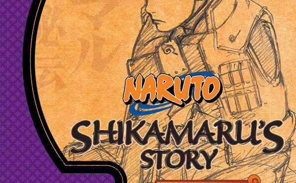 PR: Viz Media Releases Second Naruto Novel