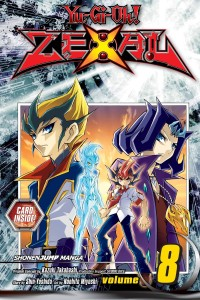 Yu-Gi-Oh Zexal 8