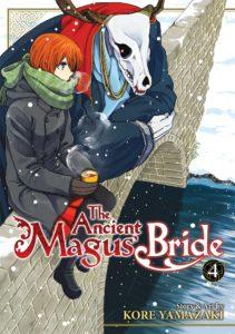 Ancient Magus' Bride 4
