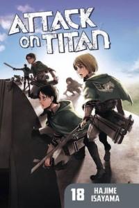 Attack on Titan 18r