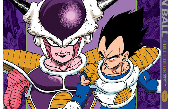 PR: Dragon Ball Full Color Continues with Freeza Arc.