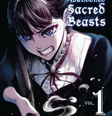 This Week's Manga: Moonlight, Monsters, and Beasts