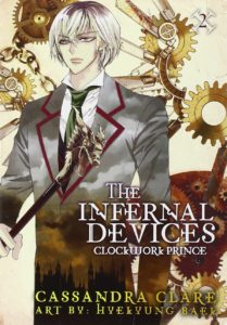 Clockwork Prince 2