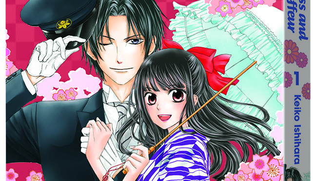 PR: Viz Media Launches New Historical Romance Manga