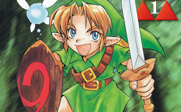 PR: Viz Media Gives Legend of Zelda A 2-In-1 Manga