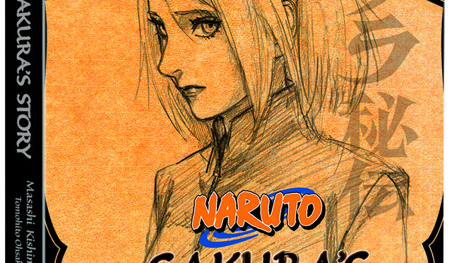 PR: Latest Naruto Novel Shines Light on Sakura