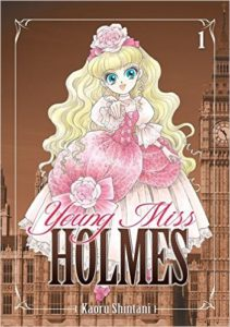 Young Miss Holmes 1 Kindle