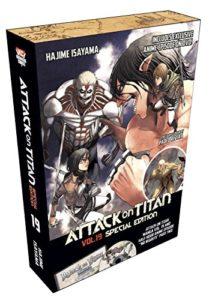 Attack on Titan 19 SE