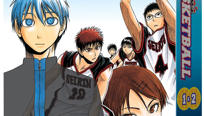 PR: Viz Media Slam Dunks Another Sports Manga